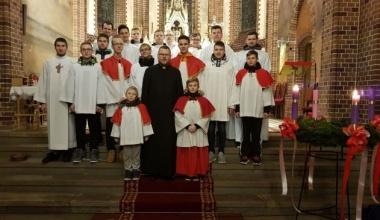 Msza św. w intencji ministrantów